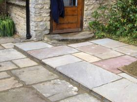 Patio & Pavings